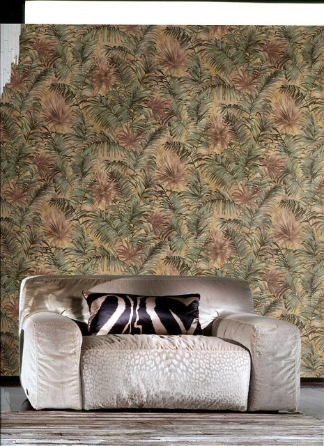 Cavalli Home No.5 Wallpaper RC16098 By Emiliana For Colemans